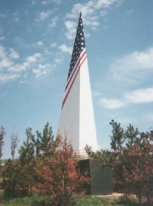 Bald Hill Monument