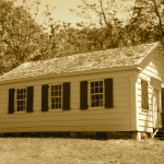 1850 Bald Hills One Room Schoolhouse