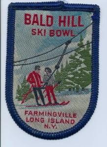 Ski Bowl Patch