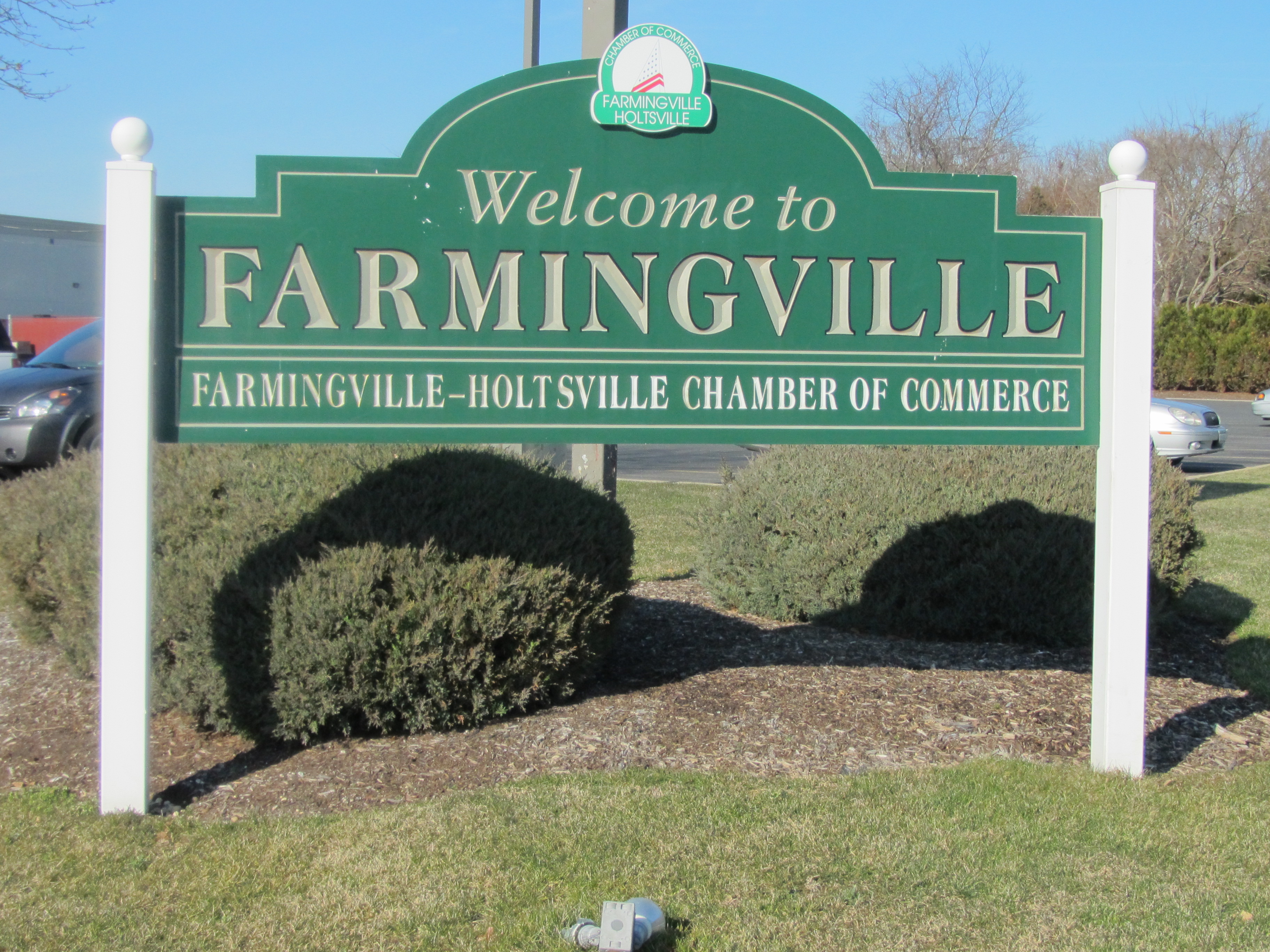 Welcome to Farmingville