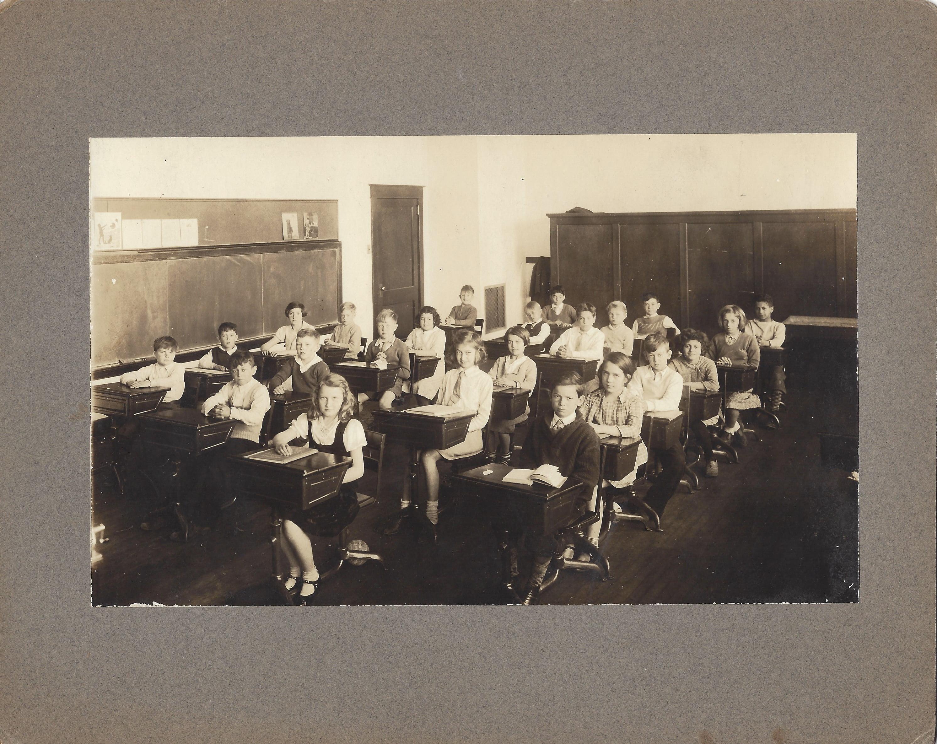 Waverly Avenue School :: Farmingville Historical Society