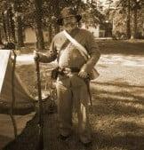 Michael Sweeney, Vice Ptresident Farmingville Historical Society