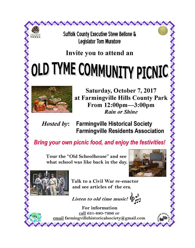 Old Tyme Community Picnic