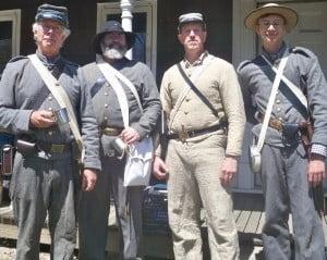 Farmingville Historical Society Civil War Encampment