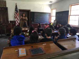 One Room School House Teacher
