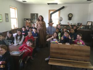 1850 Bald Hill One Room School House