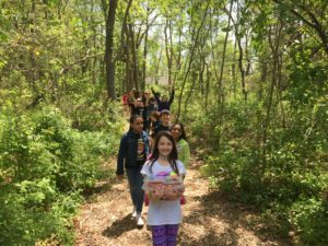 1850 Bald Hill School House Trail