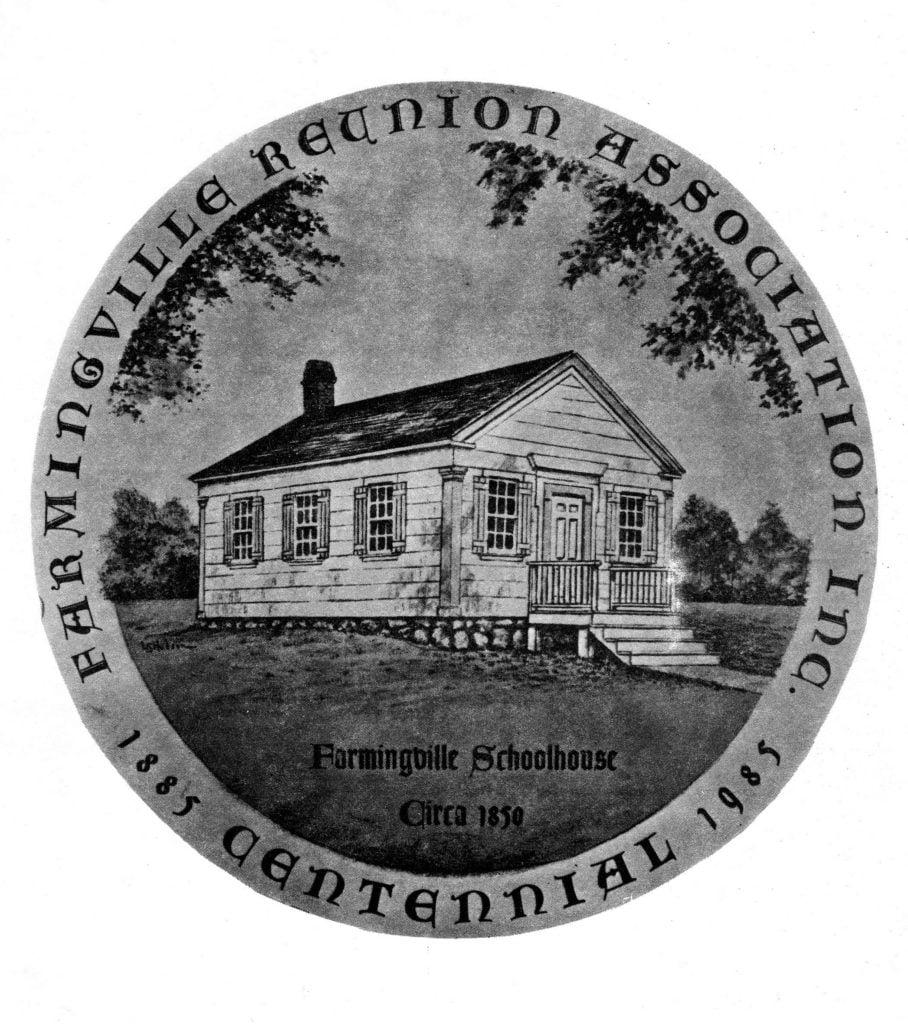 Farmingville Reunion Association Emblem